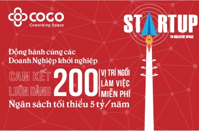 COGO CO-GOES STARTUPS