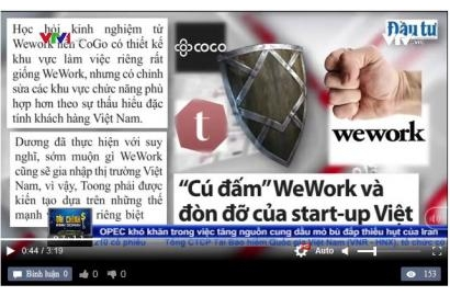 HOW VIET COWORKING SPACES WELCOME WEWORK