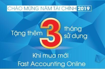 Fast Acounting Online - phần mềm kế toán cho doanh nghiệp