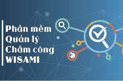Phần mềm chấm công Wisami