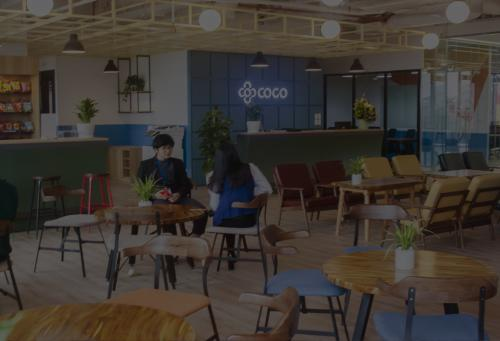 International standard coworking space