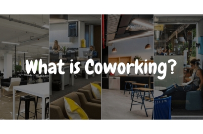 WHAT IS COWORKING & WHY'S IT BECOMING SO POPULAR